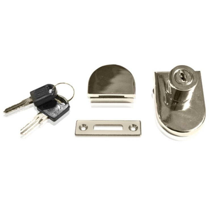 glass cabinet door lock and wooden cabinet lock