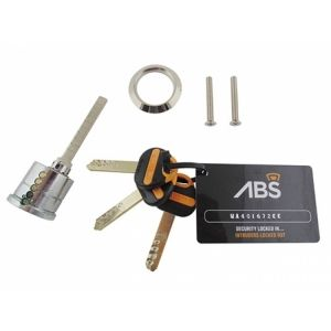 Avocet ABS Anti Bump Euro Cylinder MK3 with 3 keys