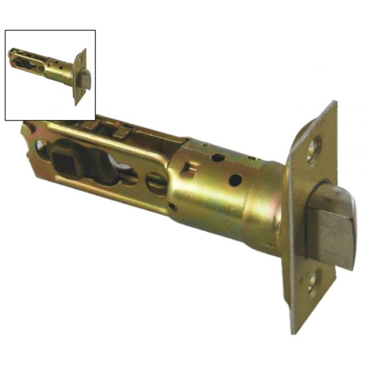 Weiser Mortice Latch adjustable from 60mm to 70mm