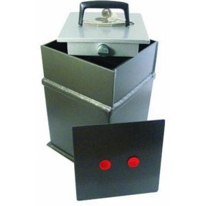 Under Floor Safe with �3,000 Cash Rating 305x305mm