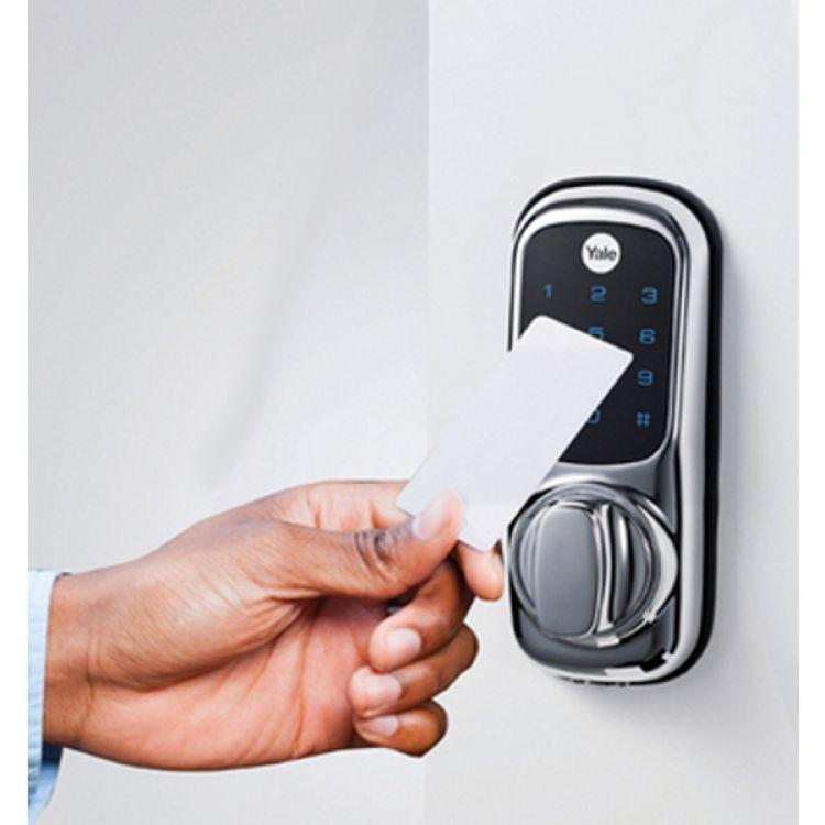 YALE Keyless Connected Smart Lock plus digital code