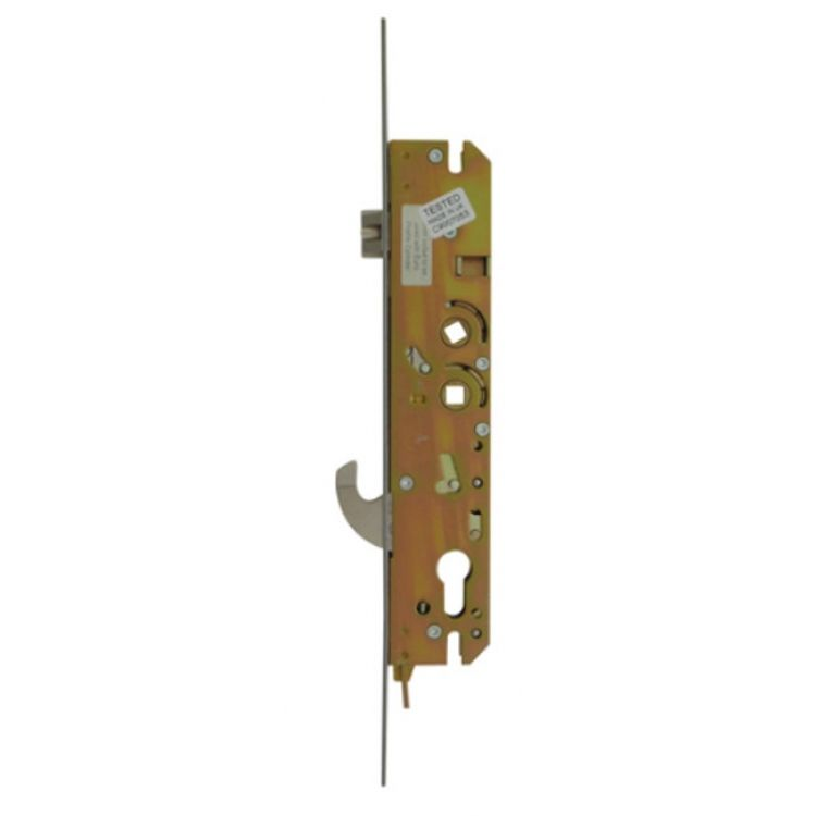 Millenco Mantis 1 Overnight Lock, 16mm wide Faceplate