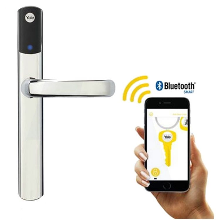 YALE Conexis L1 Smart Door Lock Open your door with your phone