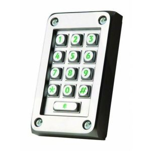 Paxton Switch2 Net2 Vandal Resistant Keypad