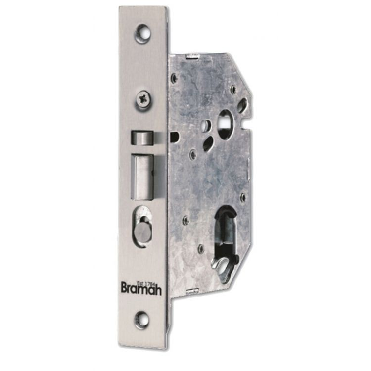 BRAMAH Kaye Mortice Nightlatch 57mm Backset