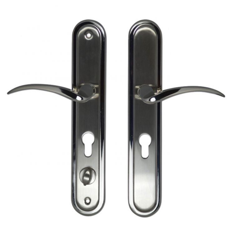 Hooply 2018T Lever Door Handle with Thumbturn