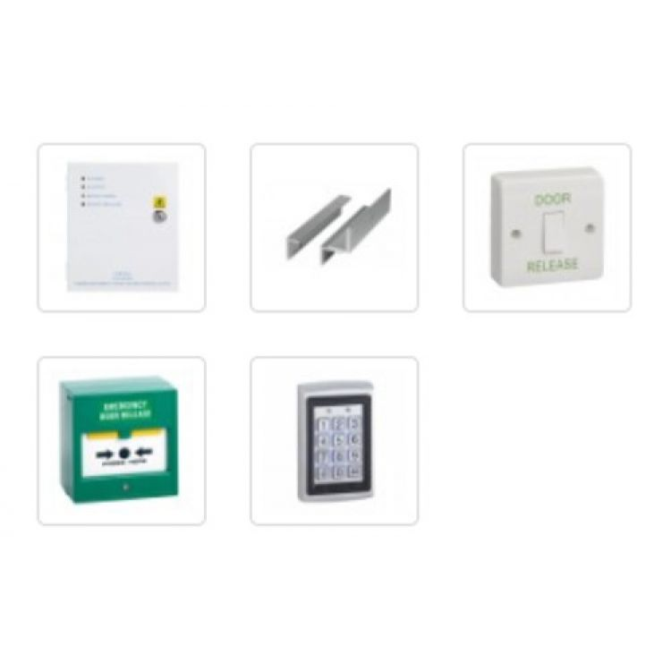 Single Door Access Control Kit -2
