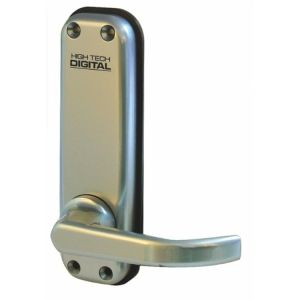 LOCKEY 1150 Series Lever Handle Digital Lock With Latch