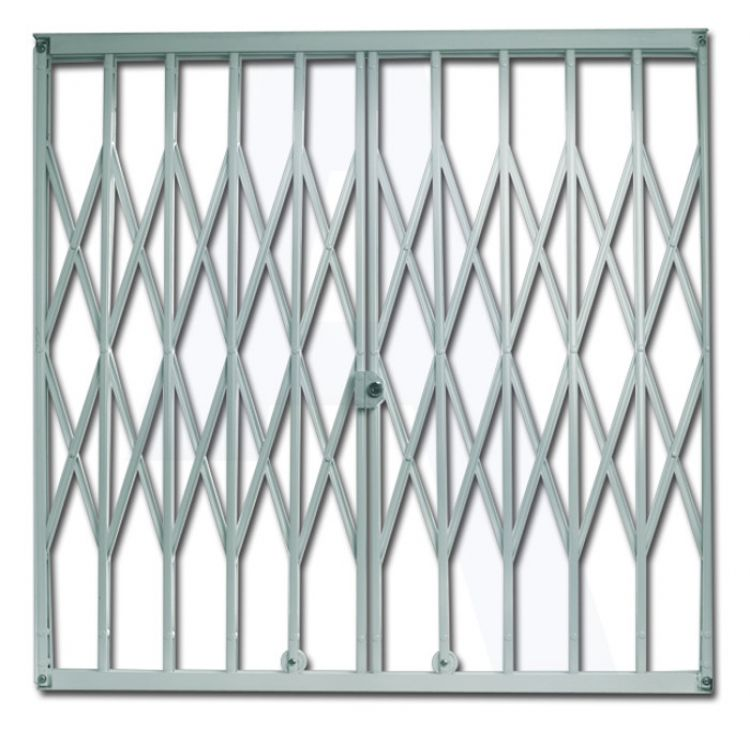 Retractable Door or Window Grille