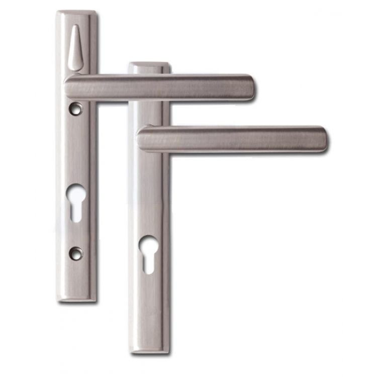 LOXTA Stealth Double Locking Lever Handle (Euro External) - 122mm 92PZ