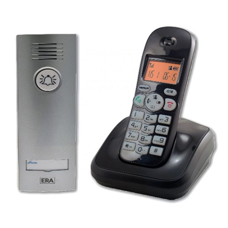 ERA E2000 Wireless DECT Telephone Intercom Kit