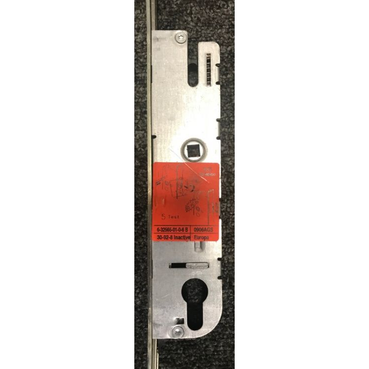 GU 30mm backset 92pz Slave Case French Door