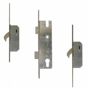 WINKHAUS Cobra Lever Operated Latch & Deadbolt Split Spindle 2 Hook