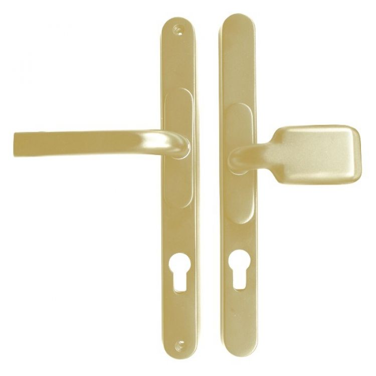 Lever/Pad 59mm to 96mm Centres Adaptable Handle