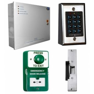 Keypad Kit with Exit Button Call Point and Release