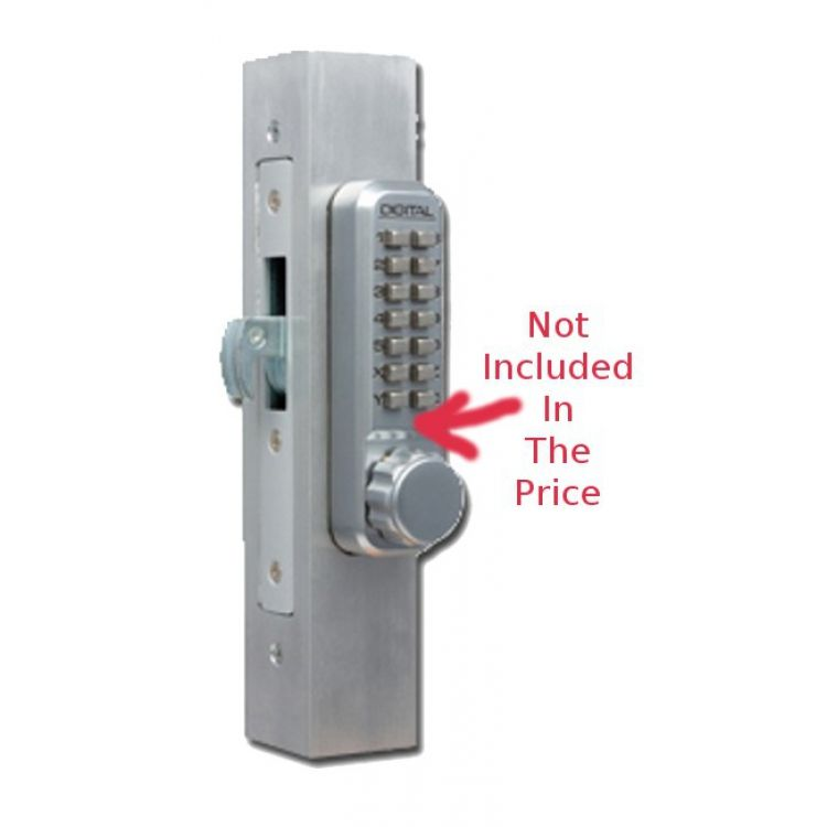 Lockey LD950 Mortice Hookbolt For Metal Doors for Digital Locks