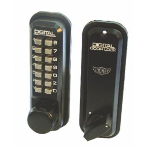 Lockey 2210 Mortice Deadbolt Digital Lock not latch type