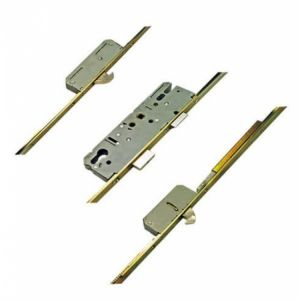 KFV Multipoint Lock with a Latch Deadbolt 2 Hooks