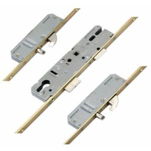 KFV UPVC Multipoint Lock with Latch Deadbolt 2 Hooks 2 Anti-Lift Pins