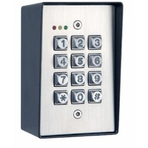 Internal or External Heavy Duty Keypad for Digital Access