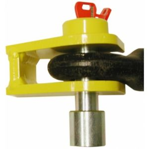 Eye Lock For towing eyes up to 50mm thick hole diameter up to 75mm