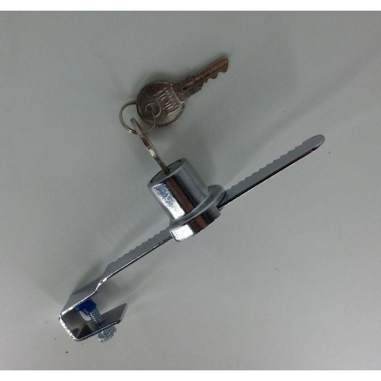 Sliding Glass Showcase Cabinet Lock