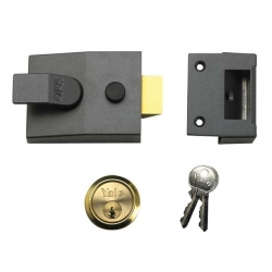 How to identify your Cylinder Nightlatch lock