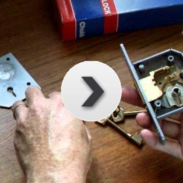 How To Change Chubb Type Lock Keys And Levers